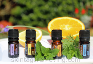 Doterra oil for warts treatment