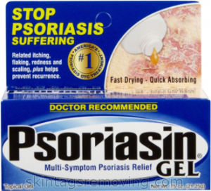 Medication for psoriasis