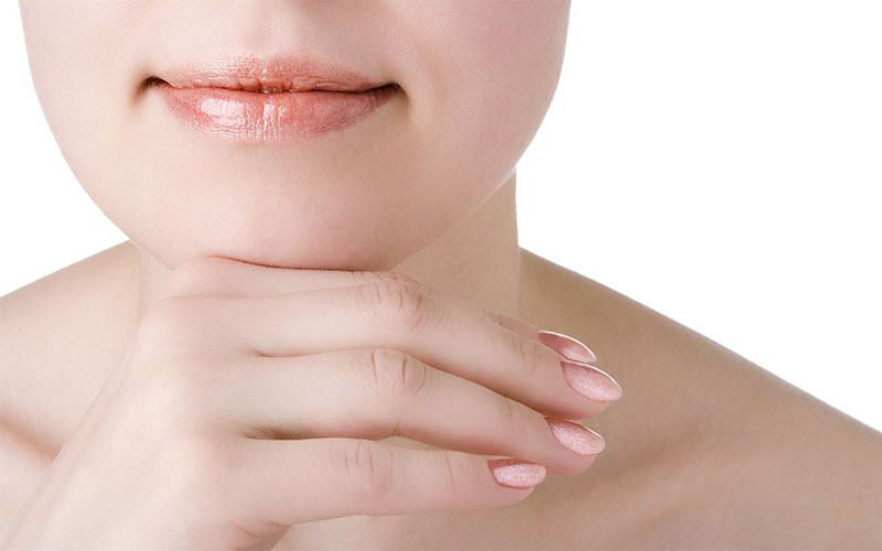 Lump On and Under Jawline Under Skin: Pictures, Causes, Symptoms